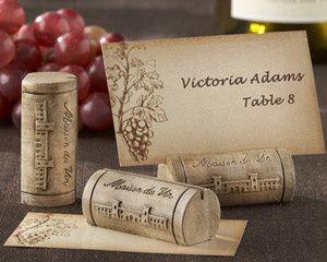 Tmx 1445010011455 Maison Du Vin Wine Cork Place Card Photo Holder Wi San Jose wedding favor