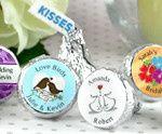 Tmx 1445010037974 Personalized Kisses Hersheys Favors 15 San Jose wedding favor