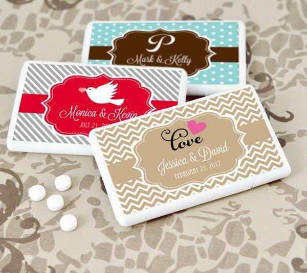 Tmx 1445010043537 Personalized Theme Mini Mint Favors 27 San Jose wedding favor