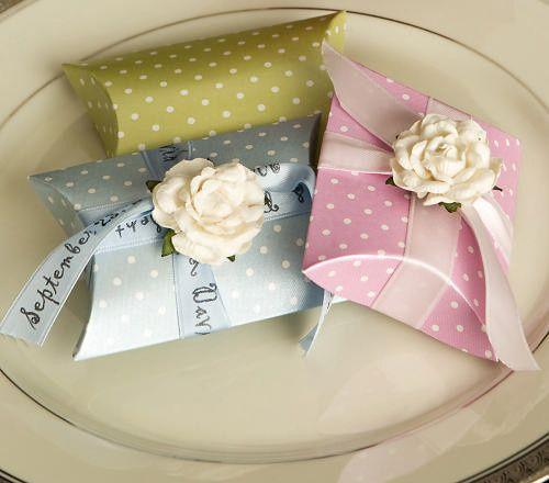 Tmx 1445010050453 Polka Dot Pillow Box With Chocolate Hearts Favors  San Jose wedding favor