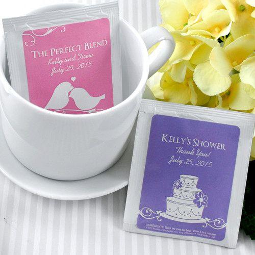 Tmx 1445010080006 Silhouette Collection Personalized Tea Favors 18 San Jose wedding favor