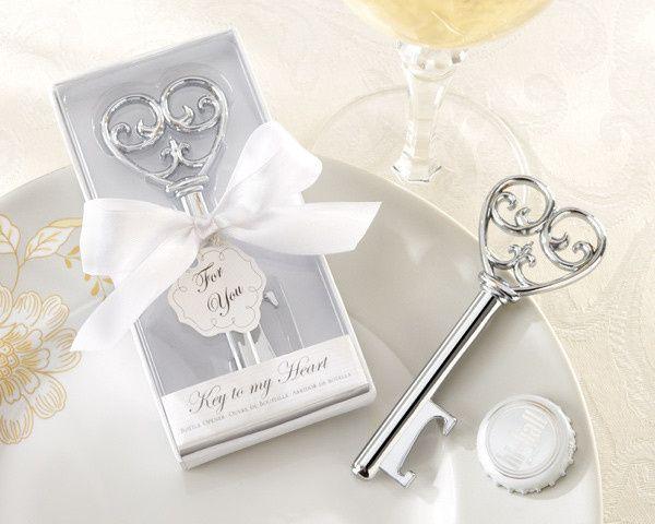 Tmx 1445010093605 Simply Elegant Key To My Heart Bottle Opener Favor San Jose wedding favor
