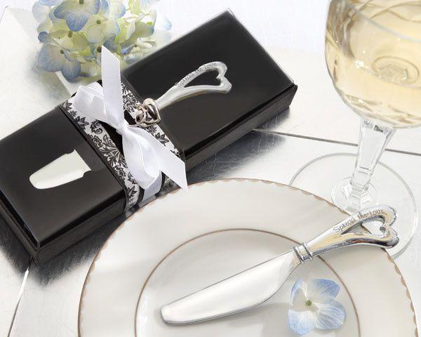 Tmx 1445010107405 Spread The Love Chrome Spreader Favors With Heart  San Jose wedding favor
