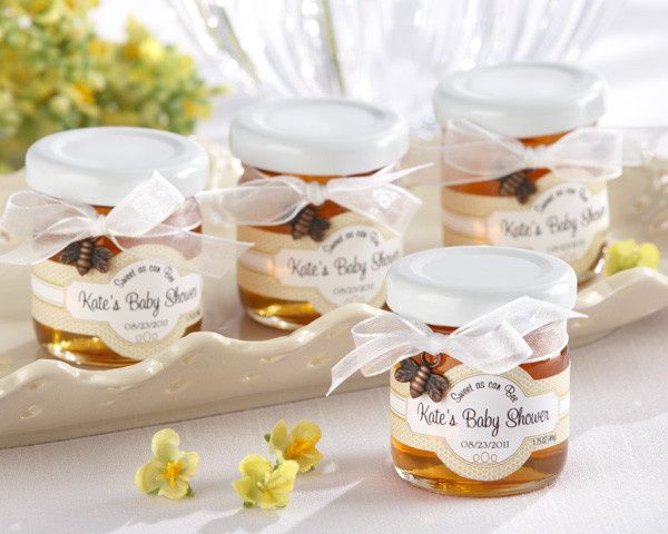 Tmx 1445010116170 Sweet As Can Be Personalized Clover Honey Baby Sho San Jose wedding favor
