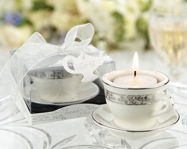 Tmx 1445010124260 Teacups And Tealights Miniature Porcelain Tealight San Jose wedding favor