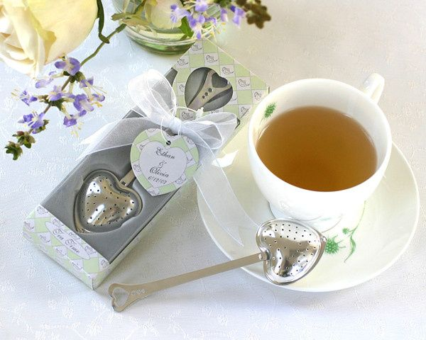 Tmx 1445010139489 Tea Time Heart Tea Infuser In Tea Time Favor Gift  San Jose wedding favor