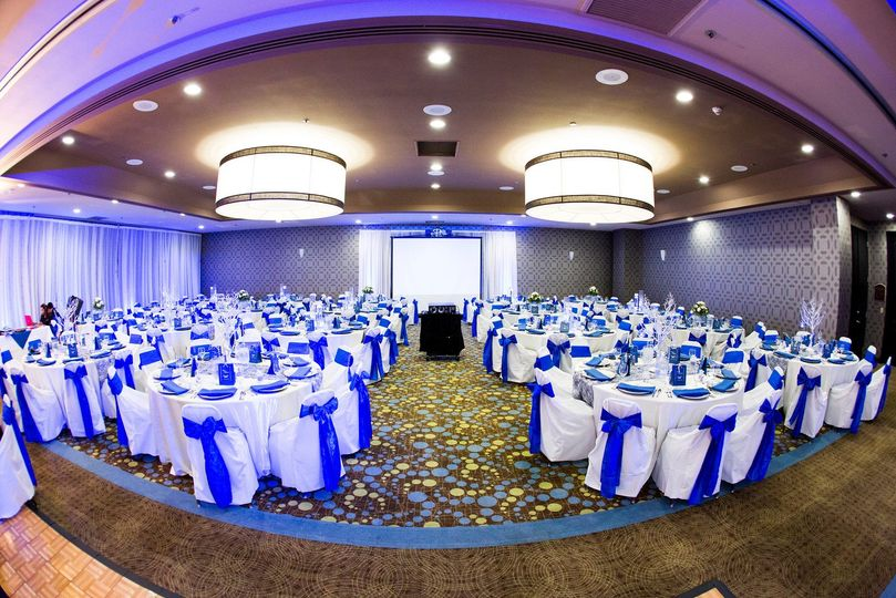 Radisson Hotel Fresno Conference Center Venue Fresno Ca Weddingwire