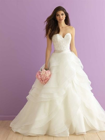 Mimi wedding dress utica