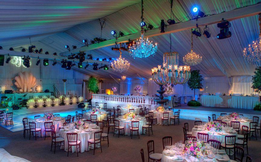 kowalski wedding tent