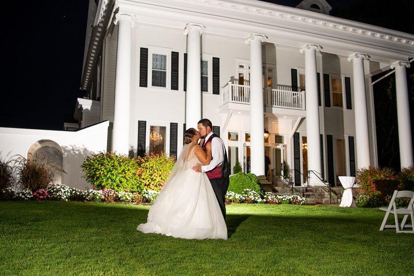 Night Kiss at Manor