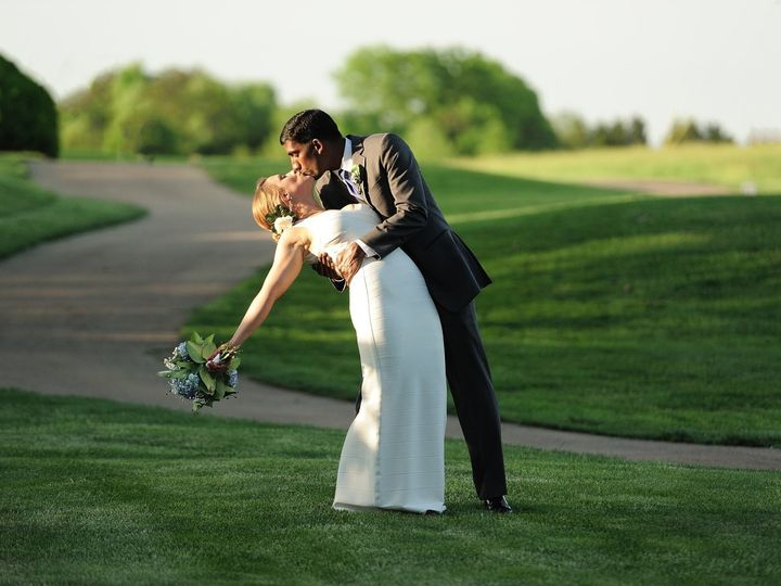 Tmx 1440257381834 Amialya And Prem  Golf Course Kiss Bristow, VA wedding venue