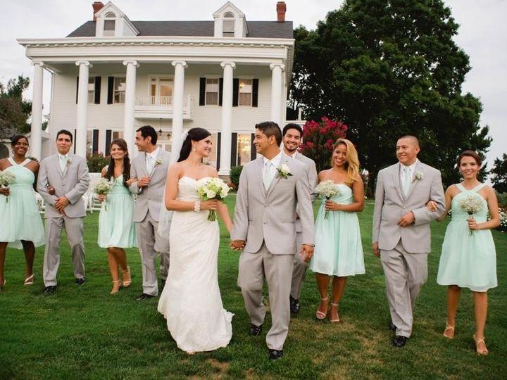 Tmx 1448389690213 Wedding Party In Front Lawn Bristow, VA wedding venue
