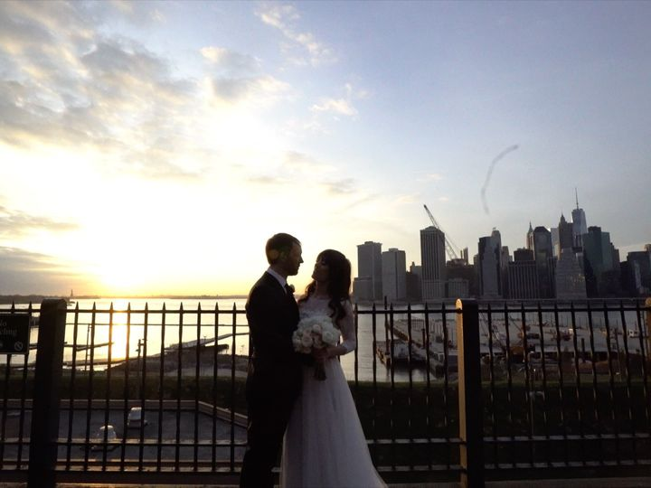 Tmx 1460632835845 Goldsteinformalssunset1 Oakhurst, NJ wedding videography