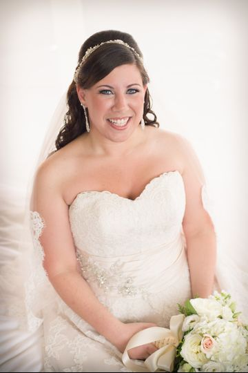 Beautiful Bride Resa
