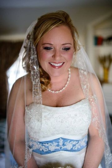 Beautiful Bride Becky