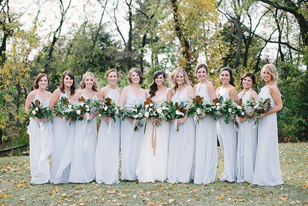 Tmx 1454983110686 Light Blue Bridesmaid Dresses Tulsa wedding beauty