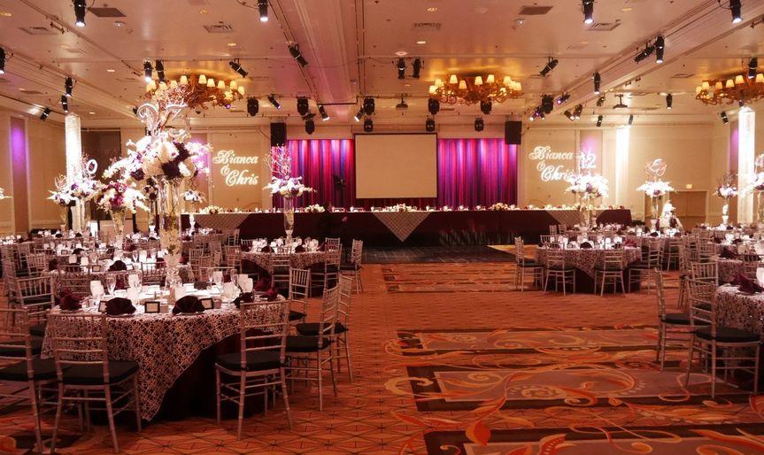 Wedding Reception/Dinner