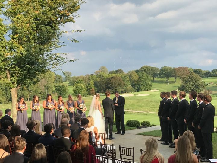 Tmx 1509053449466 Ceremonypolotterraceseptember2017 Gladwyne, PA wedding venue