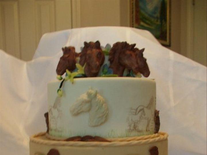 Tmx 1254848043340 Imgp05392 Danville wedding cake