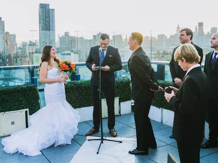 Tmx 1520728948 8eacdac1a999ceee 1520728946 246c301c46e33b7b 1520728943776 9 102117 VistaPentho New York, New York wedding officiant
