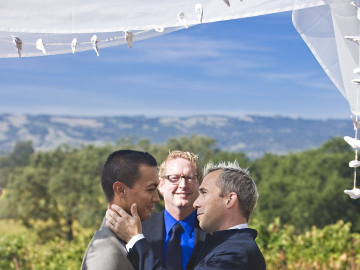 Tmx 1401904344307 Outwedding 215 Healdsburg wedding officiant