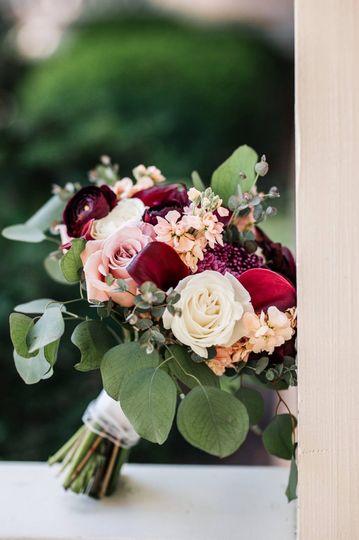 Lammers Wedding Bouquet