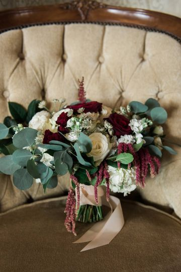 Kilian Wedding Bouquet