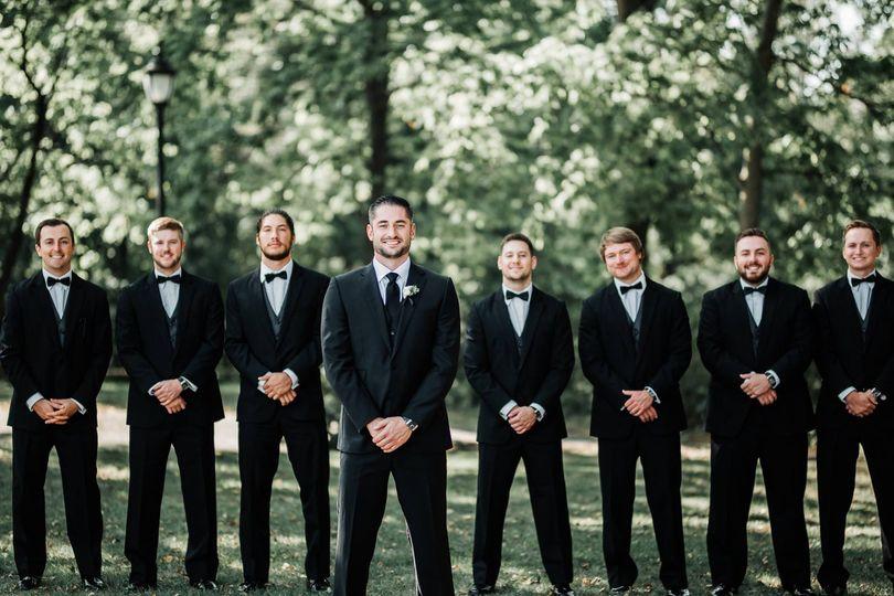 Lammers Wedding Groomsmen