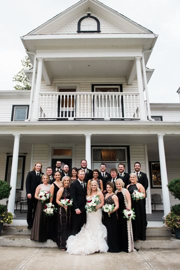 Kilian Wedding Bridal Party
