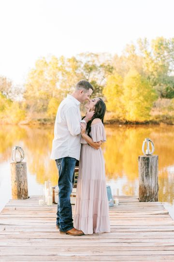 Styled engagement session!