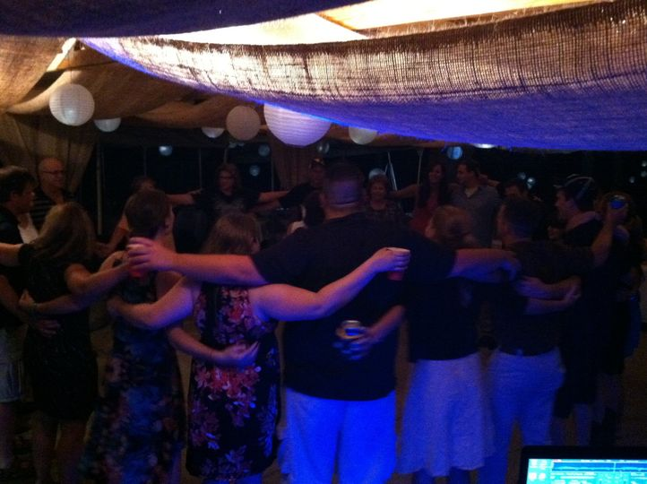 The end of the night is traditionally closed with Country Roads and a group sing along :)
