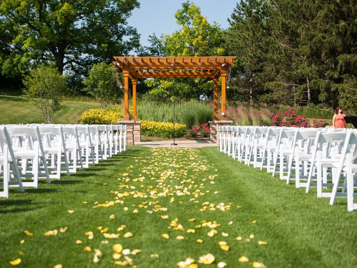 Tmx 1394832532483 Ceremony Aisl Kenosha wedding venue