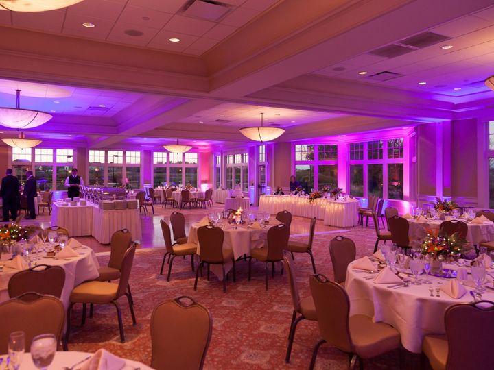 Tmx 1394840458957 Pink And Purple Uplighting Ballroo Kenosha wedding venue