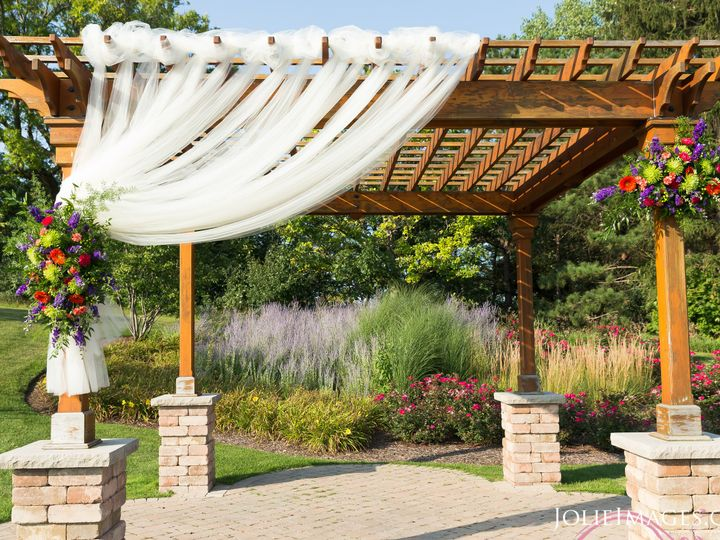 Tmx Pergola 51 501846 160650215835549 Kenosha, WI wedding venue