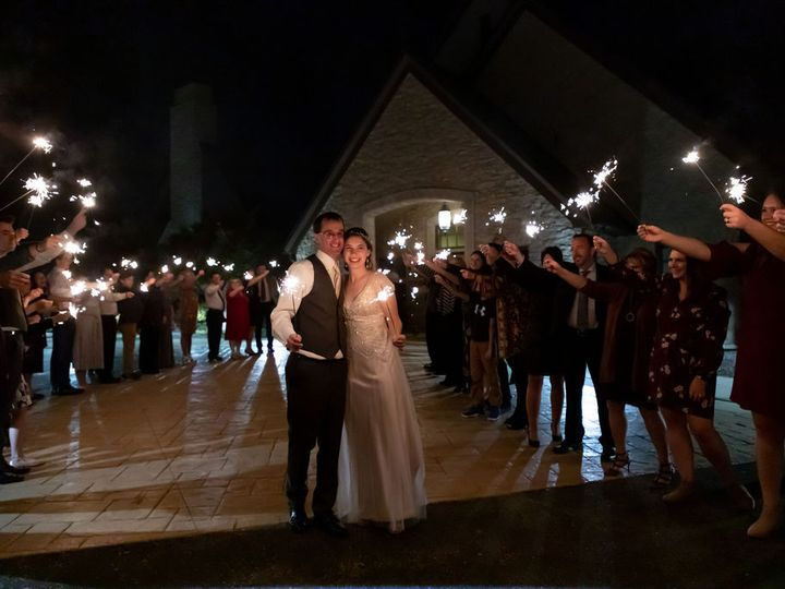 Tmx Sparklers 51 501846 161125901023301 Kenosha, WI wedding venue