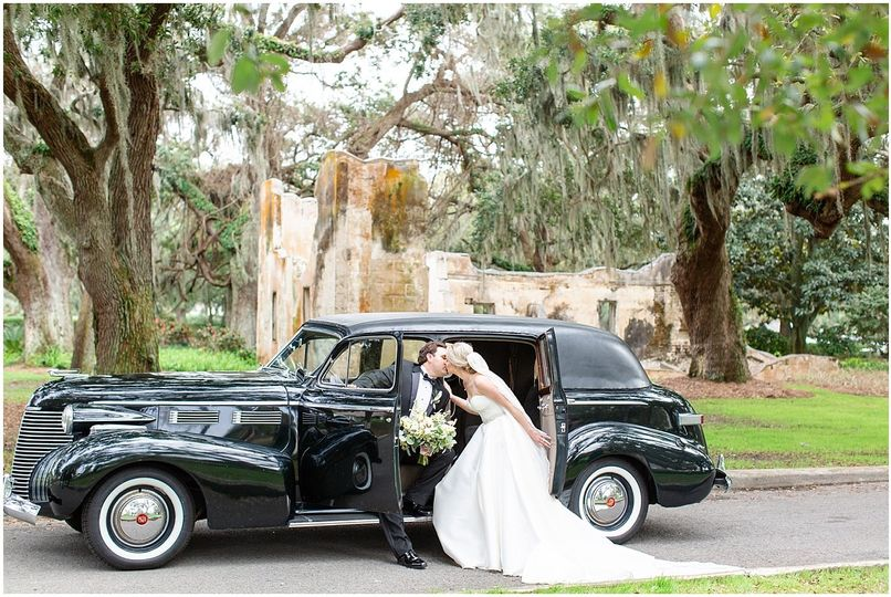 St Simons Island Wedding