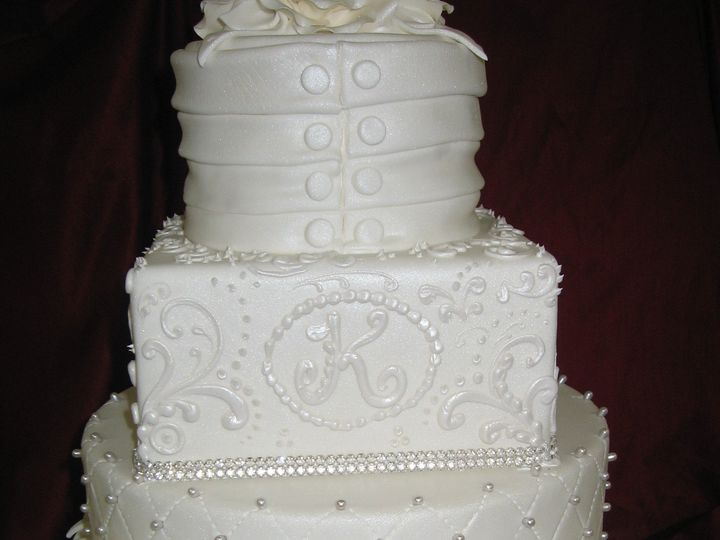 Tmx 1381008058418 001 Orange wedding cake