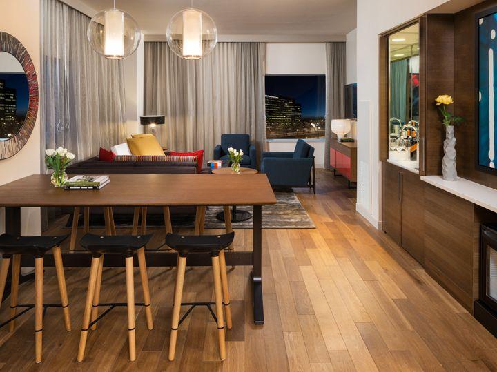 Tmx 1457450072460 Regency Executive Suite Living Area Minneapolis, MN wedding venue