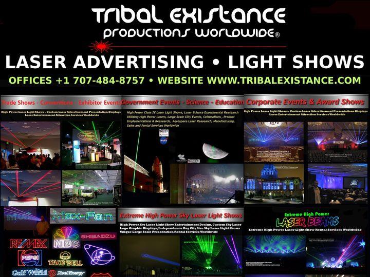 Tmx Advertising Laser Sign Rental Light Shows Around The World 51 43846 Rohnert Park wedding eventproduction