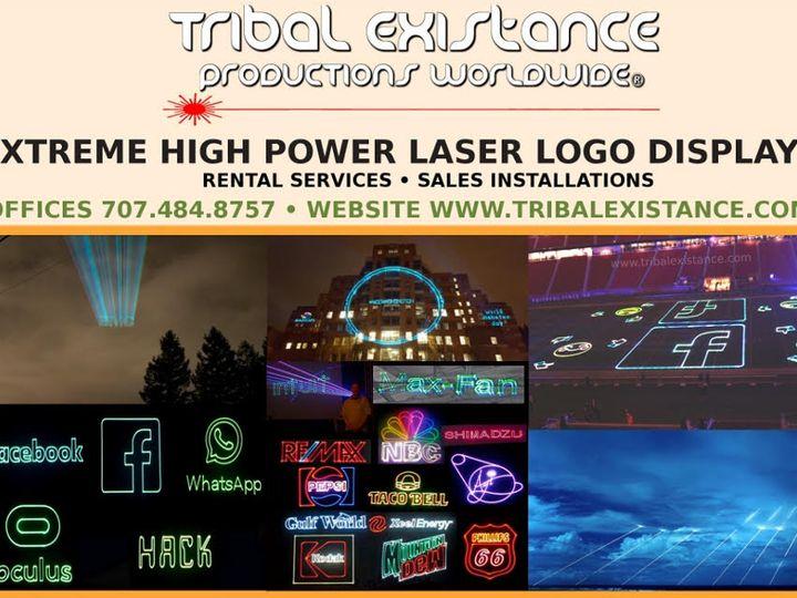 Tmx Laser Logo Advertising Production Company Worldwide 51 43846 Rohnert Park wedding eventproduction