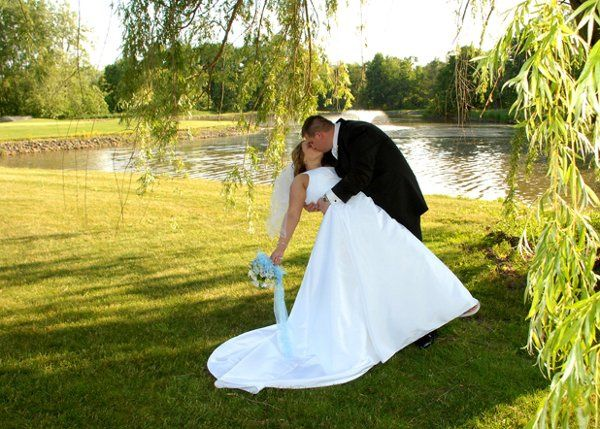 The golf course is picturesque with many intimate areas for beautiful photographs.