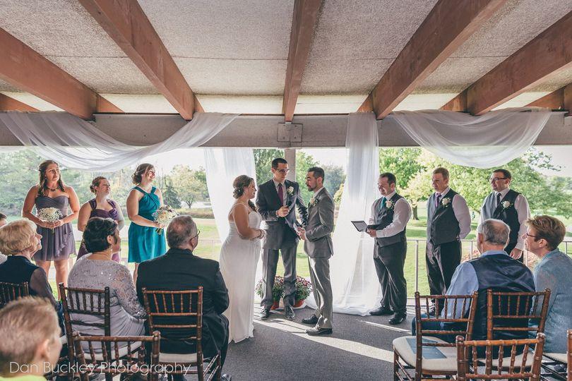 Ballroom At Oakhurst, Wedding Ceremony & Reception Venue