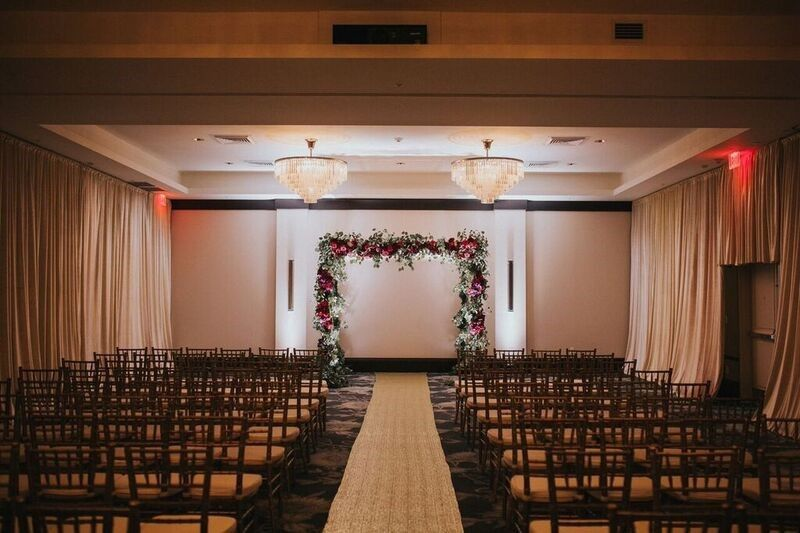 Grand Cru Ballroom Ceremony