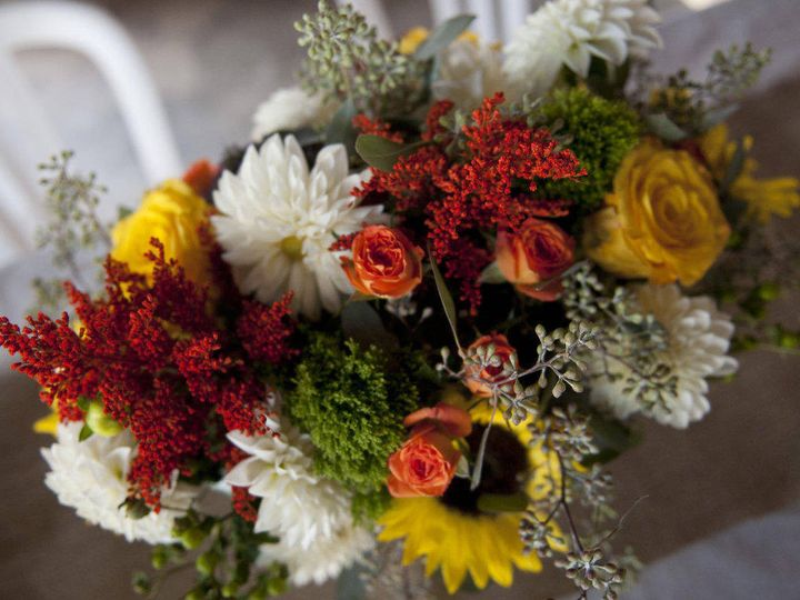 Tmx 1366326574995 Beautiful Fall Wedding Flowers De63bce Boise, Idaho wedding florist