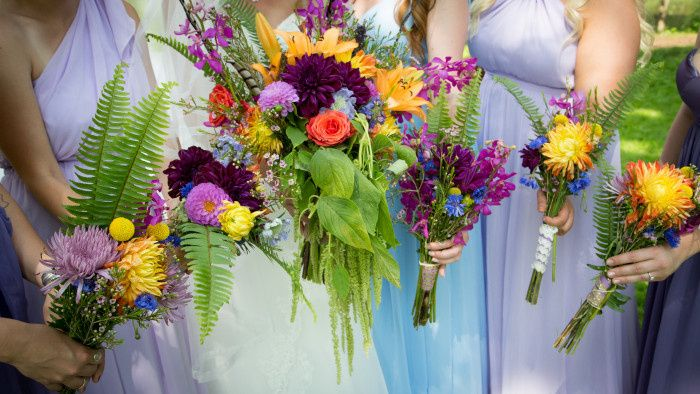 Tmx 1452286922854 Craspedia Billy Balls Green Flower Ec3f107 Boise, Idaho wedding florist