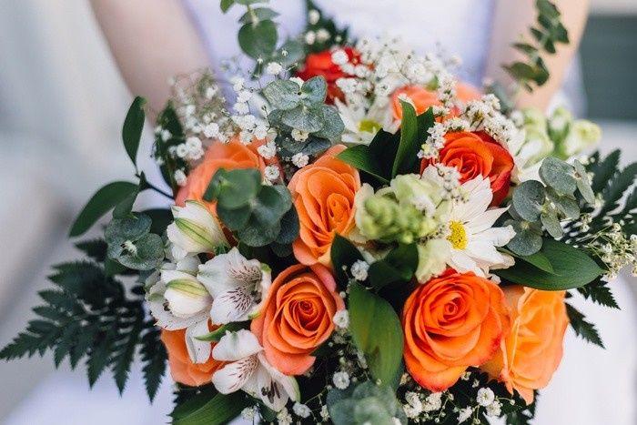 Tmx 1499878371507 Mint  Tangerine Wedding 72471cb Boise, Idaho wedding florist