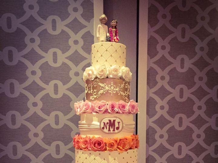 Tmx 1467302818 3da31665d5da9af6 IMG 6729 Tulsa, OK wedding cake