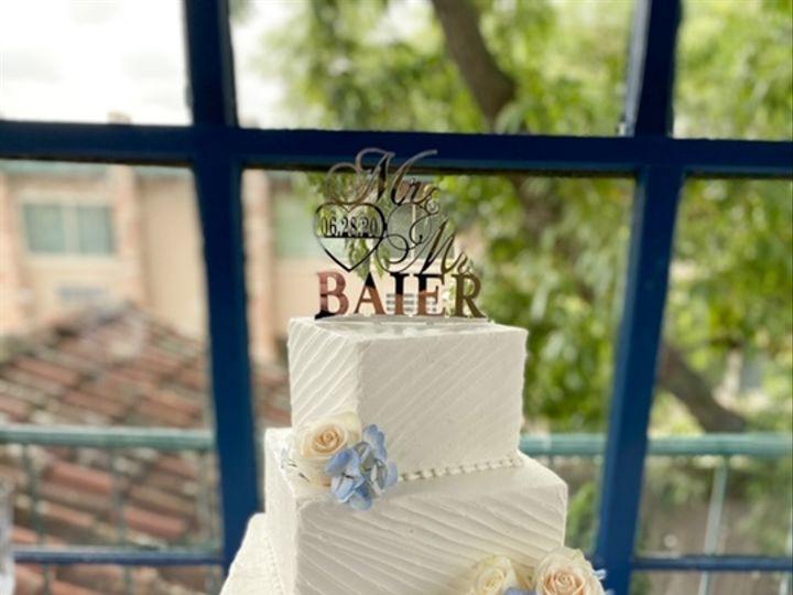 Tmx 7 2 20 4 51 204846 160995905171621 Tulsa, OK wedding cake