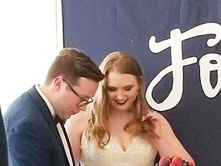 Tmx Cake Cutting 51 204846 161005076281530 Tulsa, OK wedding cake
