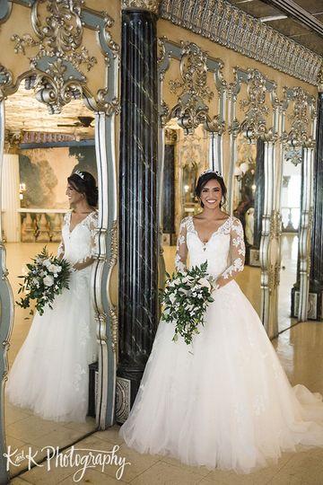 Bride Amy